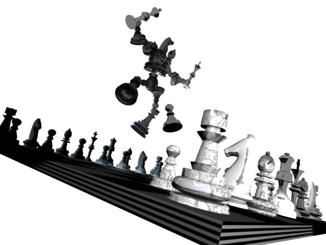 chess warriors