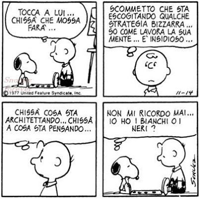 snoopy-scacchi
